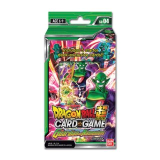 DragonBall Super Card Game - The Guardian of Namekians Starter Deck - Englisch
