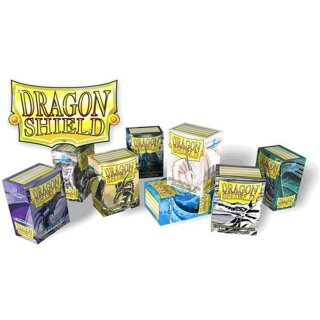 Dragon Shield Standard Sleeves (100 Sleeves)
