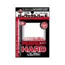 KMC Standard Sleeves - Perfect Hard (50 Sleeves)