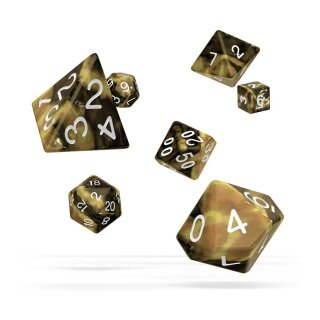 Oakie Doakie Dice RPG Set Gemidice (7) -