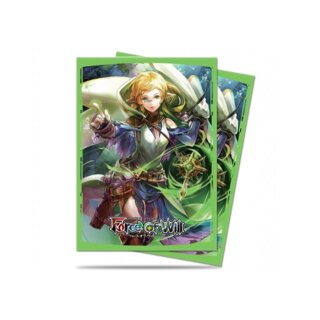 Deck Protector Sleeves - Force of Will - L1: Fiethsing (65)