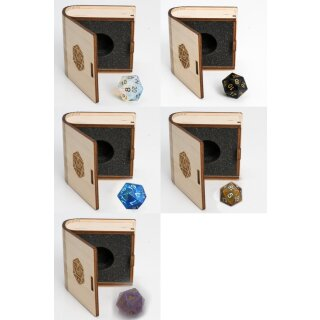 Blackfire Gemstone Collectors Dice -
