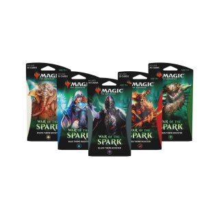 War of the Spark Theme Booster Packung - Englisch -
