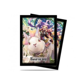 UP - Deck Protector Sleeves - Force of Will - A4: Kaguya (65 Sleeves)