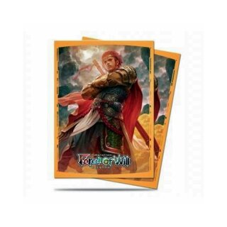 UP - Deck Protector Sleeves - Force of Will - L1: Sun Wukong (65)