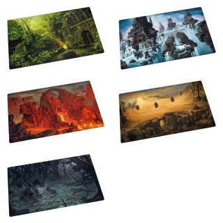 Play-Mat Lands Edition II - 61x35 cm -