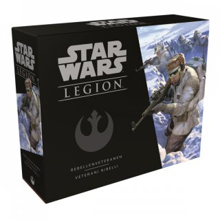 Star Wars: Legion - Rebellen-Veteranen - Erweiterung DE/IT