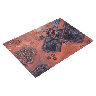 6x4G-Mat: Forges of Mars - Limited Edition