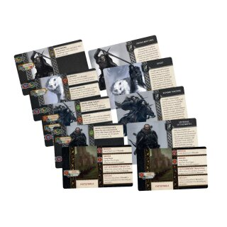 A Song of Ice & Fire Nights Watch Starter Set - Englisch