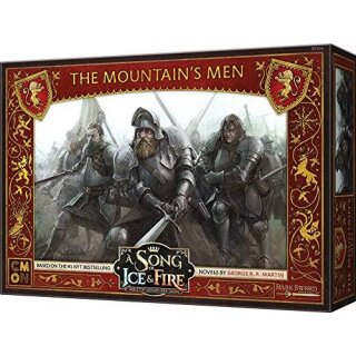 A Song of Ice & Fire - The Mountains Men - Englisch