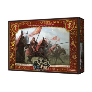 A Song of Ice & Fire - Knights of Casterly Rock - Englisch