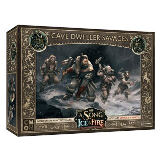 A Song of Ice & Fire - Cave Dweller Savages - Englisch