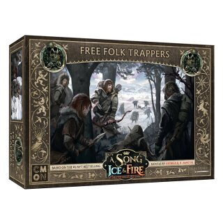 A Song of Ice & Fire - Free Folk Trappers - Englisch