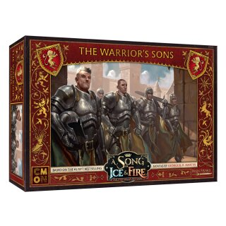 A Song of Ice & Fire - Warriors Sons - Englisch