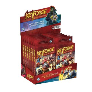 Keyforge: Call of the Archons Deck - Englisch - 1 Deck Display (12 Decks)