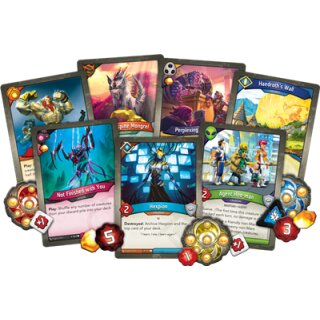 Keyforge: Age of Ascension Archon Deck - Englisch - 1 Deck