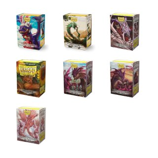 Dragon Shield Matte Art Sleeves (100 Sleeves) -