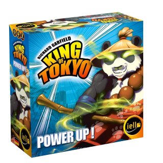 King of Tokyo Power Up - Deutsch