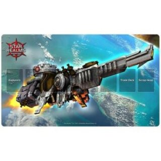 Star Realms Playmat - Destroyer Mech - Englisch