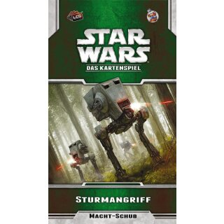 Star Wars: LCG - Sturmangriff Macht-Schub Endor-5) - Deutsch