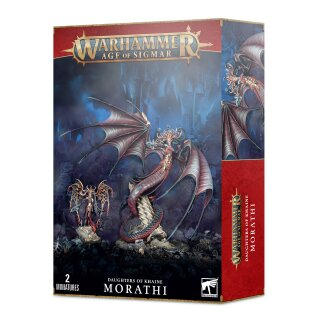Daughters Of Khaine - Morathi