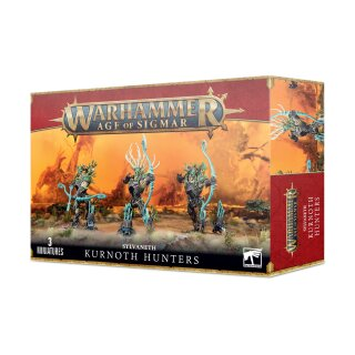 Sylvaneth - Kurnoth Hunters