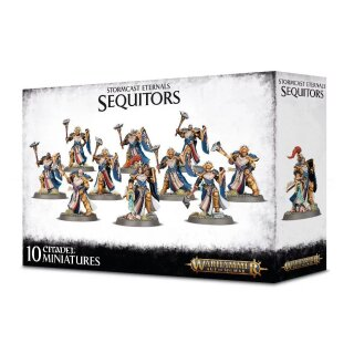 Stormcast Eternals - Sequitors