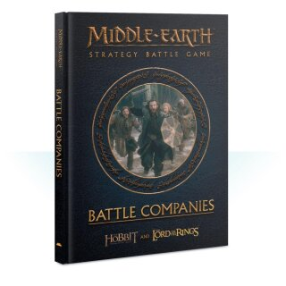 Middle-earth Strategy Battle Game: Battle Companies (Englisch)