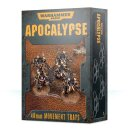 Warhammer 40k - Apocalypse Movement Trays (40mm)