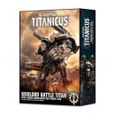 Adeptus Titanicus - Warlord Battle Titan with Plasma...
