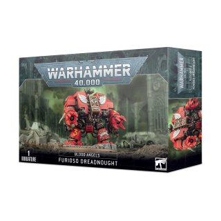 Blood Angels - Furioso Dreadnought