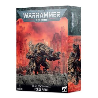 Chaos Space Marines - Forgefiend