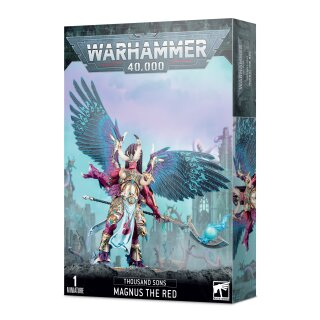 Thousand Sons - Magnus The Red