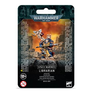 Space Marines - Librarian