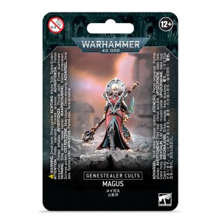 Genestealer Cults - Magus