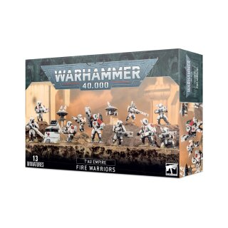 Tau Empire - Fire Warriors Strike Team