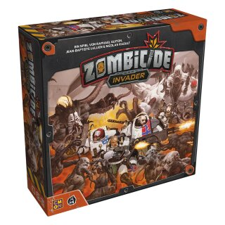 Zombicide: Invader - Deutsch