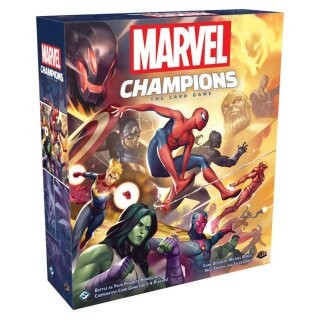 FFG - Marvel Champions: The Card Game Core Set - Englisch