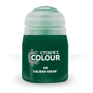 Air: Caliban Green