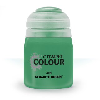 Air: Sybarite Green