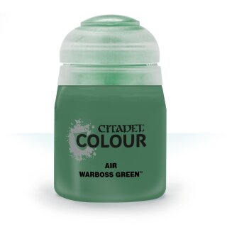 Air: Warboss Green