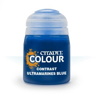 Contrast: Ultramarines Blue