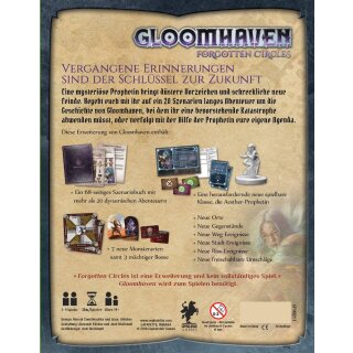 Gloomhaven: Forgotten Circles - Deutsch