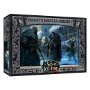 A Song of Ice & Fire - Nights Watch Heroes Box 1 - Englisch