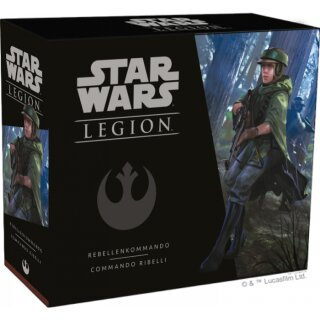 Star Wars: Legion - Rebellenkommandos Erweiterung DE/IT