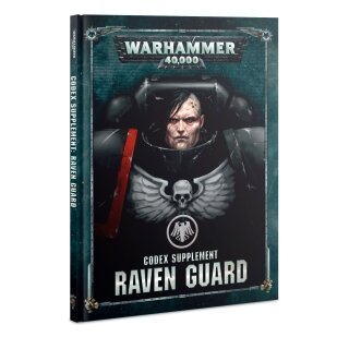 Codex: Raven Guard (Hb) (Deutsch)