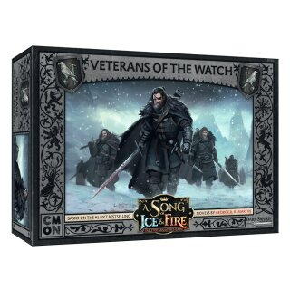 A Song of Ice & Fire - Veterans of the Watch - Englisch