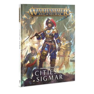 Battletome: Cities of Sigmar (Deutsch)