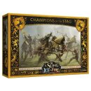 A Song of Ice & Fire - Baratheon Champions of the Stag -...