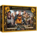 A Song of Ice & Fire - Baratheon Heroes Box 1 - English